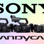 Sony PXW-Z90, HXR-NX80 и FDR-AX700 с фазовой автофокусировкой