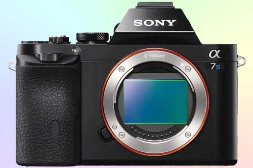 Беззеркальная камера 4К Sony a7S