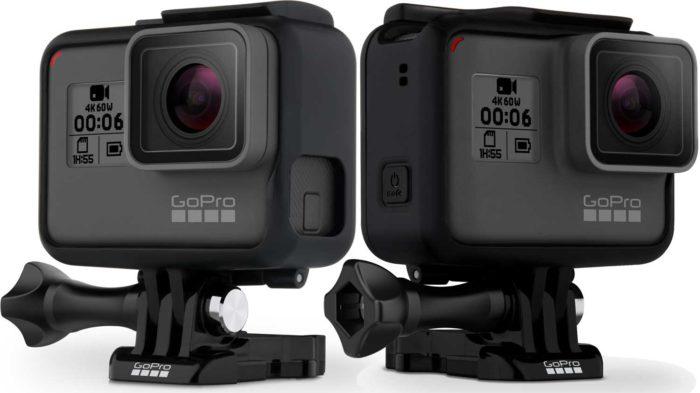 GoPro Hero 6 Black управление