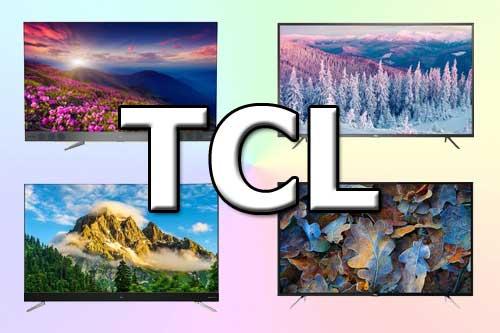 Телевизоры TCL 4K 2017 года в России