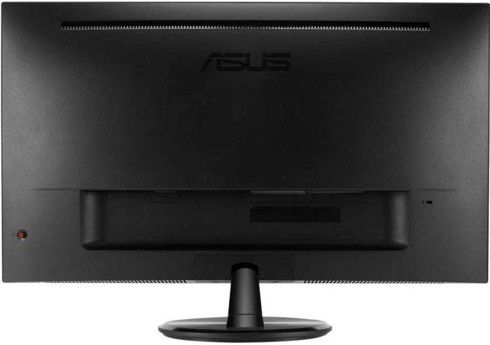 Asus VP28UQG задняя панель