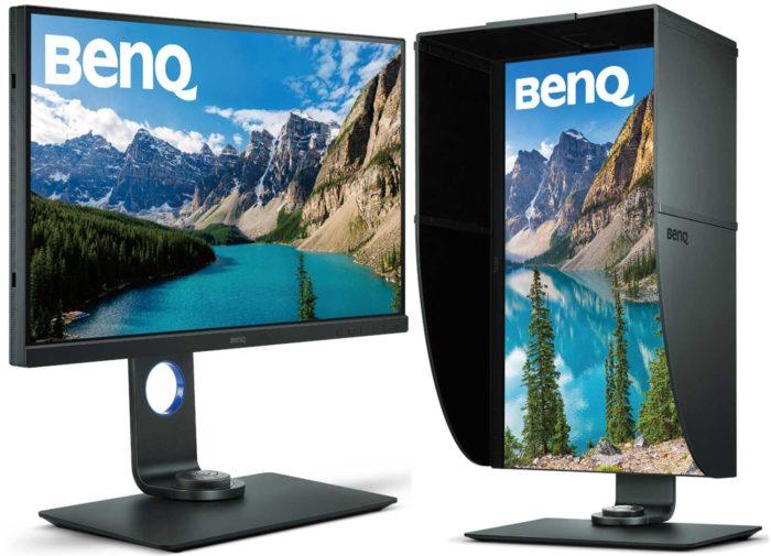 BenQ SW271 дизайн