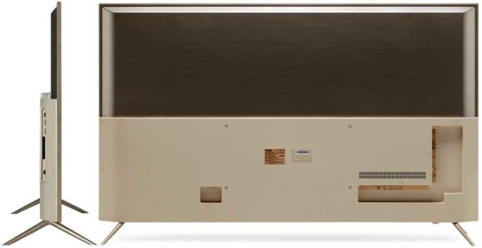 Haier U6500U задняя и боковая панели с коммутацией