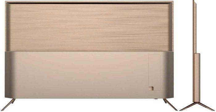Haier U6500U дизайн