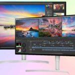 Мониторы от LG с технологией Nano IPS LCD