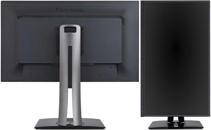 ViewSonic VP2785-4K дизайн