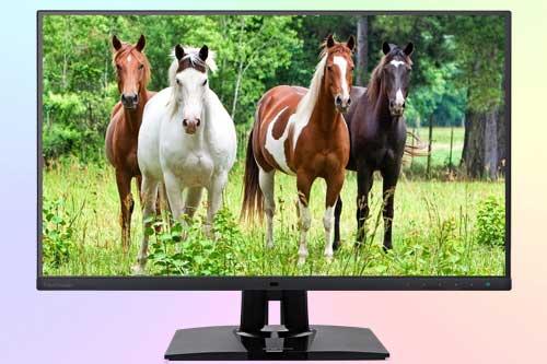 ViewSonic VP2785-4K для графических работ