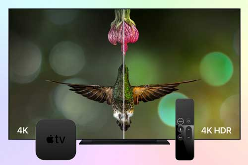 Оптимальная настройка Apple TV 4K в HDR стандарте