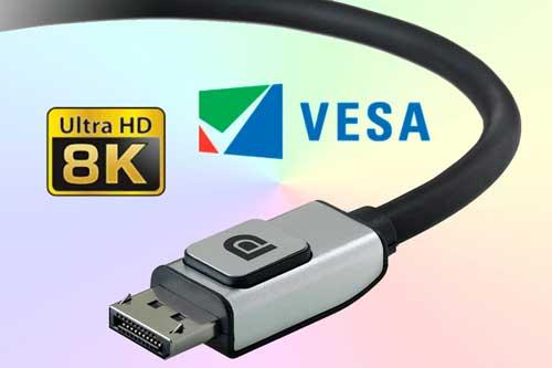 Кабель DP8K Certified DisplayPort сертифицирован для 8К