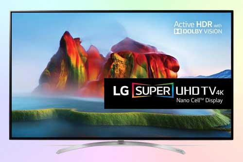 Телевизоры Nano Cell 2018 от LG с подсветкой FALD