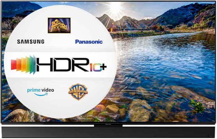 Panasonic FZR950 HDR10+