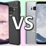 Samsung Galaxy S9 и его отличие Galaxy S8