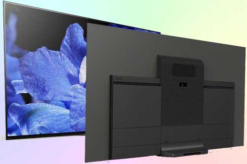 Sony AF8 OLED особенности