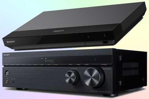 Sony UBP-X700 и Sony STR-DH790 - идеальный тандем