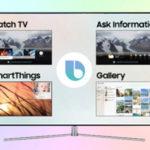 SmartThings и Bixby — голосовой помощник в Самсунг ТВ 2018