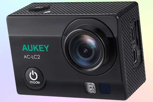 Aukey AC-LC2 - 4К камера экшн по привлекательной цене