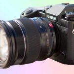 Fujifilm X-H1 новый флагман в серии X
