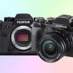 Чем отличается Fujifilm X-H1 от X-T2