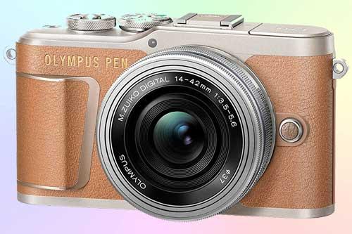 Olympus Pen E-PL9 4K - беззеркальная фотокамера