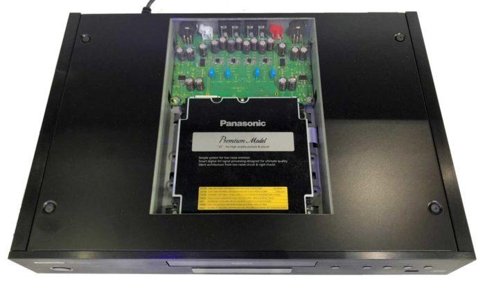 Panasonic DP-UB9000 обзор