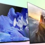 Чем отличается Sony AF8 OLED от Sony A1 OLED