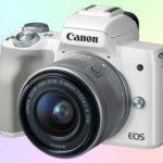 Canon EOS M50 4K — премиальная камера начального уровня