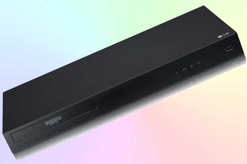 LG UBK90 и LG UBK80 - Blu-ray 4K проигрыватели с Dolby Vision