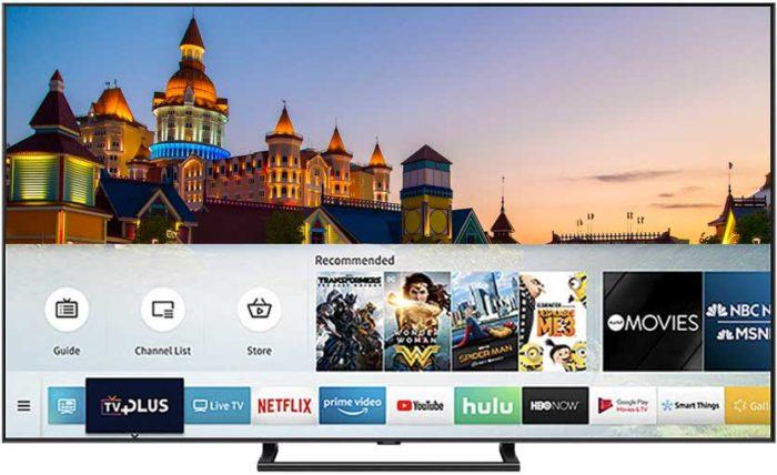 Samsung Q9FN Смарт ТВ