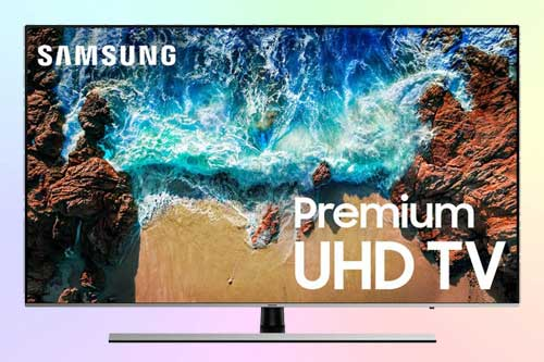 Телевизоры Samsung 7 и 8 серии NU 2018