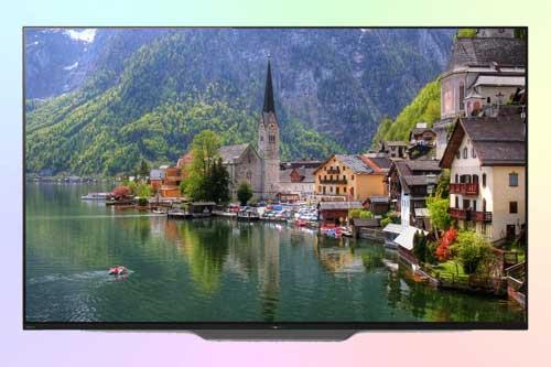 Sony Bravia KD-55AF8 OLED - флагман 2018 от Сони