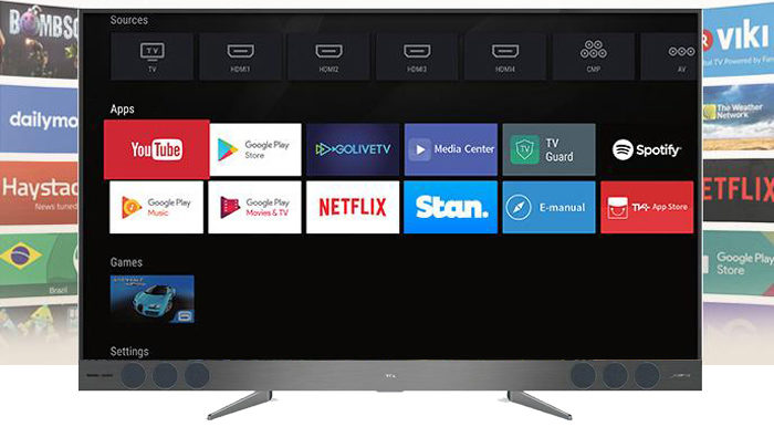 TCL X2US Андроид ТВ