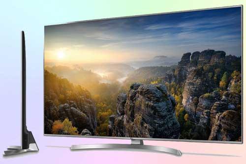 Телевизоры LG 2018 года для Европы