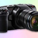 Blackmagic Design Pocket Cinema Camera 4K по конкурентной цене