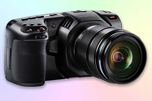 Blackmagic Design Pocket Cinema Camera 4K по конкурентной цене