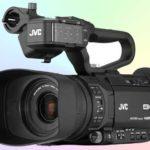 JVC GY-HM250U и GY-HM250SP — камкордеры от JVC 2018