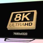 Sharp LV-70X500 — первый 8K телевизор для розничной продажи