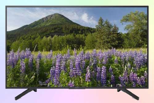 Телевизоры Sony 4K 2018 года