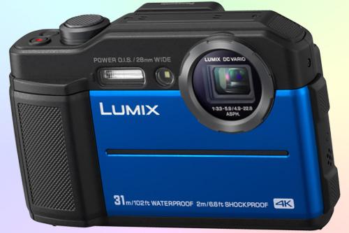 Чем отличается Lumix FT7 от Lumix FT5