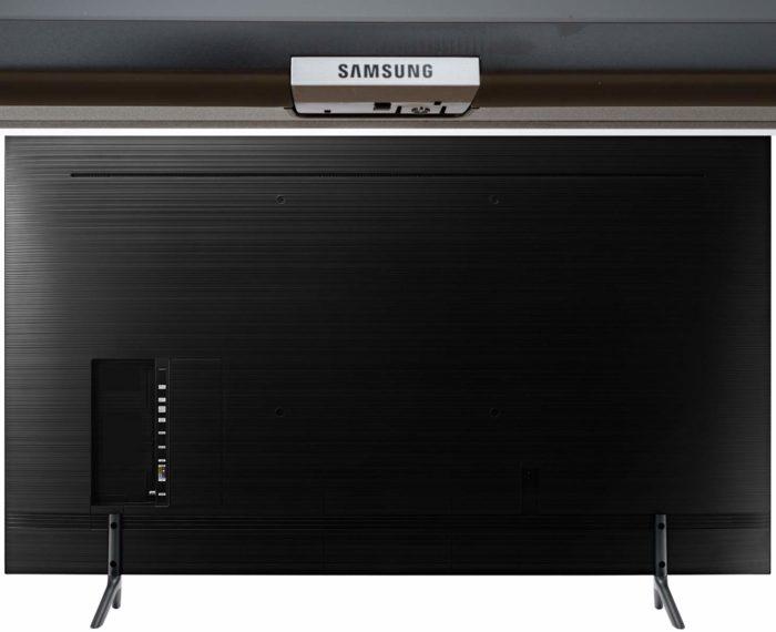 Samsung NU7100U тыловая панель