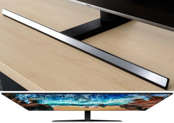Samsung NU8000U дизайн