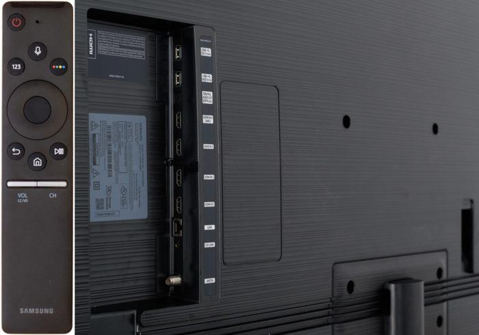 Samsung NU8000U интерфейсы