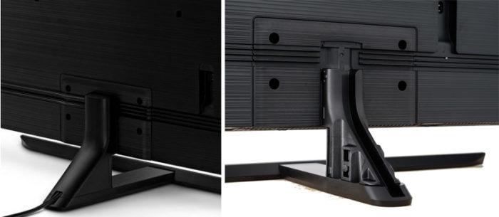 Samsung NU8000U подставка