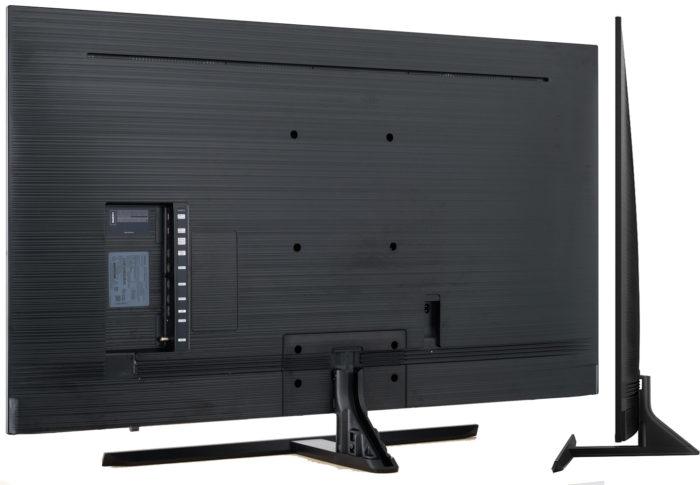 Samsung NU8000U тыловая панель