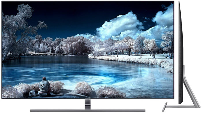 Samsung QE55Q7FN обзор