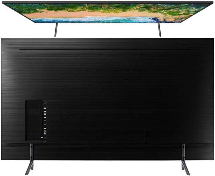 Samsung NU7170U тыловая панель