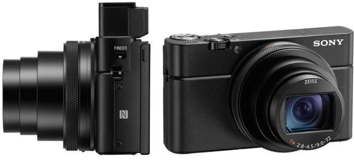 Sony Cyber-shot DSC-RX100 Mark VI обзор