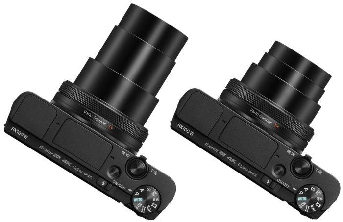 Sony Cyber-shot DSC-RX100 Mark VI автофокус