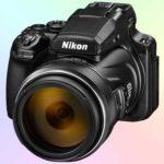 Фотоаппарат Nikon Coolpix P1000 с мощным зумом