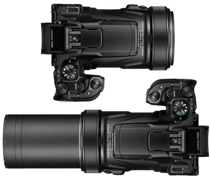Nikon Coolpix P1000 обзор