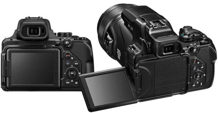 Nikon Coolpix P1000 управление